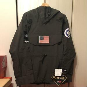 SUPREME X THE NORTH FACE 17SS TRANS ANTARCTICA PULLOVER Jacket Size M NEW Rare