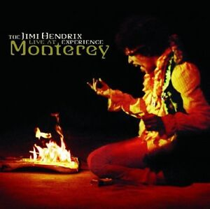 The Jimi Hendrix Experience - Live at Monterey CD NEW