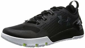 Under Armour Men's UA Charged Ultimate Training Shoes Color BLACK