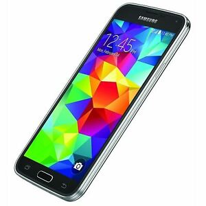 New Black Samsung Galaxy S5 G900A 16GB At&t - T-mobile - Factory GSM Unlocked