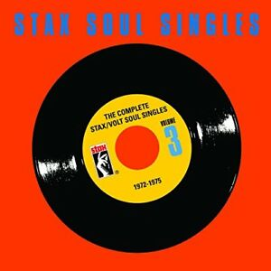 Stax-Volt Complete Soul Singles 3: 72-75 Various Artists CD