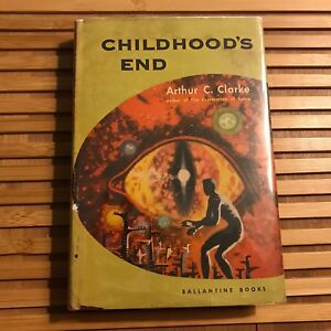 Childhood's End Arthur C Clarke (1953) TRUE 1ST EDITION (1st1st)
