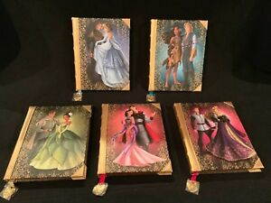 Disney Fairytale Designer Collection Journal Set—Limited Edition New $175.00