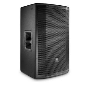 JBL PRX 815W 15' Two Way Full Range Main System w Floor Monitor and Wi Fi PAIR