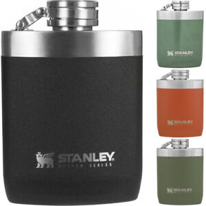Stanley Master 8 oz. Wide Mouth Leakproof Stainless Steel Hip Flask $37.39