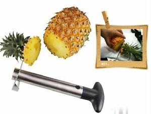 Stainless Steel Pineapple Slicer Corer Easy De-Corer Dishwasher Safe FREESHIP