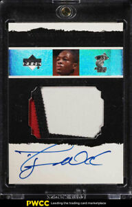 2003 Exquisite Collection Limited Logos Dwyane Wade ROOKIE AUTO PATCH 75 (PWCC)