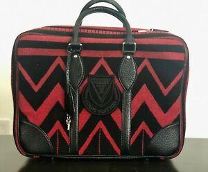 LOUIS VUITTON VAIL BLANKET GRIMAUD BAG-  Autumn 2006 Collection- Carry On