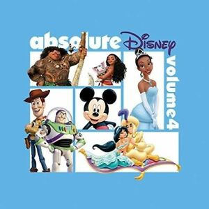 Various Artists - Absolute Disney, Vol. 4 (Various Artists) [New CD]
