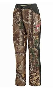 Under Armour Women Speed Freek Scent Control Real Tree AP Camo Hunting Size 10