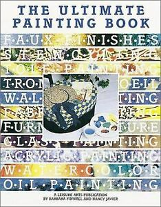 The Ultimate Painting Book by Barbara Finwall