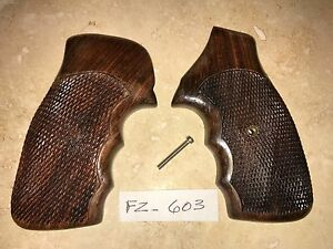 Fuzzy Farrant Historic Grips For Smith & Wesson K-Frame RB Models