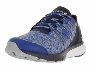 Under Armour Men's Charged Bandit 2 Running Shoes Color BLUE