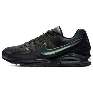 New Men's Nike Air Max Command Shoes (CD1514-001)  Black/Anthracite-Multi