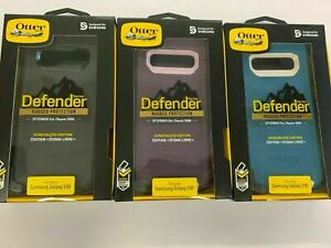 OtterBox Defender Case Cover wHolster Belt Clip for  Samsung Galaxy S10  S10+