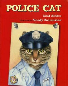 Police Cat by Enid Hinkes