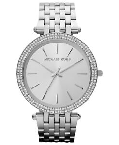 Michael Kors Women's Darci Stainless Steel Bracelet Watch 39mm MK3190 8807