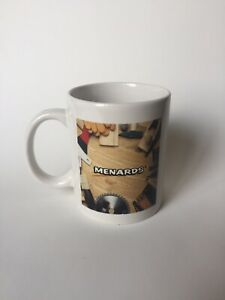 MENARDS COFFEE CUP MUG Home Improvement Hardware Store