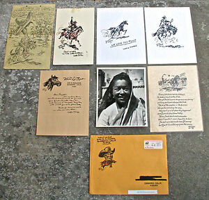 Walt LaRue Collection of Original Drawings and Letter $499.99