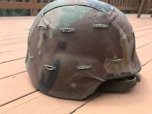 U.S. Military Helmet, Devil Lake Medium  PASGT, Vintage, Army