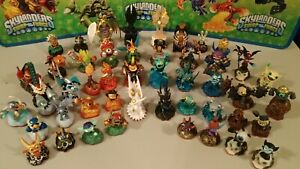 Skylanders TRAP TEAM COMPLETE YOUR COLLECTION Buy 4 get one Free *$6 Minimum*🎼