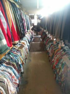 MENS VINTAGE CLOTHING STORE LOT 40's-70's