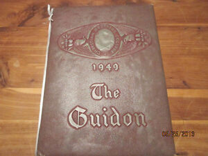 1949 Christian Brothers College St. Louis MO Guidon Yearbook Annual