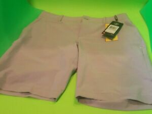 Under Armour Women's Heat Gear SIZE 8 Shorts GRAY
