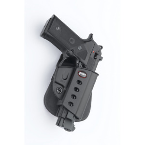 Fobus Paddle Holder Gun Fit: Beretta 92 With Rail Hand: Right