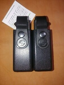 Ghost Double Magazine Pouch for 9mm40 dbl stack magazines. Fits 1 14' - 2 14