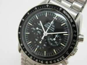 Omega Speedmaster Professional Pre Moon Tropical Transitional ST145.022 1969