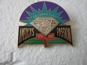 1920 1994 NFL FOOTBALL ANNIVERSARY Pin Badge $69.99