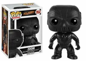 Funko Pop TV: The Flash - Zoom Vinyl Figure