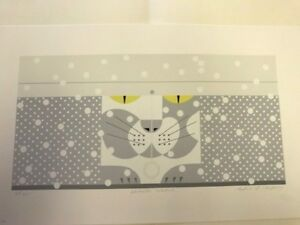 Edie Harper quot;Winter Watchquot; Beautiful Serigraph Signed amp; Numbered $150.00