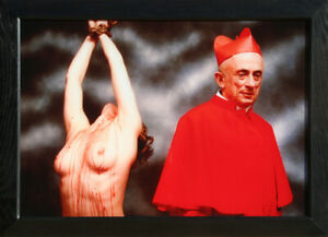Andres Serrano Heaven and Hell Cibachrome Photograph Print