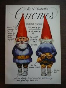 Gnomes by Huygen Will $34.95