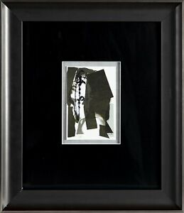 Andy Warhol Mick Jagger FS.II.144 Hand Signed Gallery Announcement