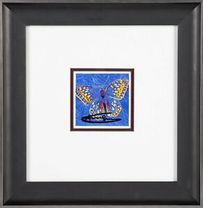 Andy Warhol San Francisco Silverspot Signed Endangered Species Gallery Invite