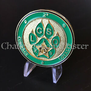 Sheriff Challenge Coins For Sale