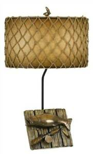 31 in. Resin Table Lamp in Cast Bronze [ID 3808046]