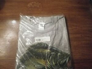 Heddon Lures Cotton SS Shirt Grey XLRebel Truckr Hat Strike King  Rapala Lucky