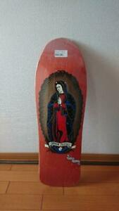 SANTA CRUZ 30th anniversary Jason Jesse MARIA Goods SKATE BOARD DECK FS