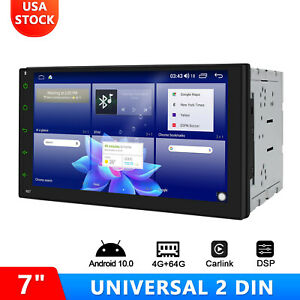7 inch Universal Android 8.1 Double 2 Din In Car Head Unit WiFi OBD DVR GPS WiFi