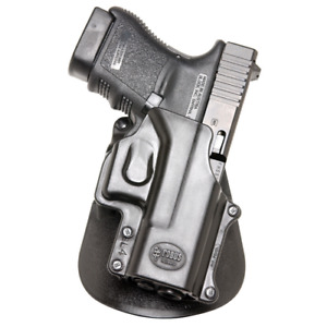 Fobus Ankle Holster Gun Fit: Glock 21Sf (Picatinny Rail Only) Hand: Right