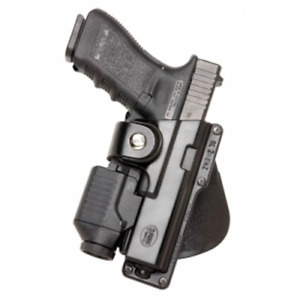 Fobus Paddle Holder Gun Fit: Glock 20 (With Laser Or Light) Hand: Right