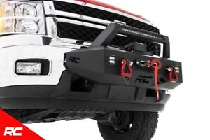 Rough Country EXO Winch Mount System (fits) 2011-2018 Chevy Silverado 2500 3500