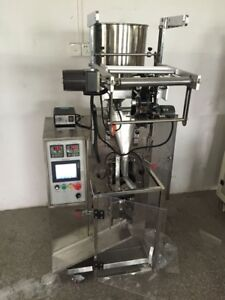 BAP Vertical Form Fill System- Sugar Packet or Stick Machine-  Choc. Grains.