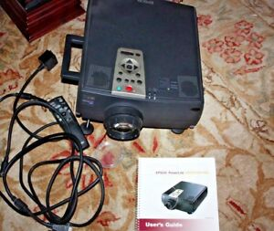 Epson PowerLite 7250 LCD Projector Excellent Used Condition