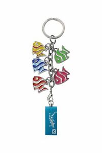 Viewquest Intelligent Jewellery 4GB USB Flash Drive Keyring - Fish
