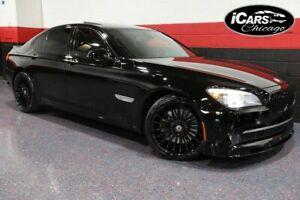 2011 BMW 7-Series  2011 BMW ALPINA B7 SWB 45725 Miles Driver Assist Navi Comfort Access Serviced